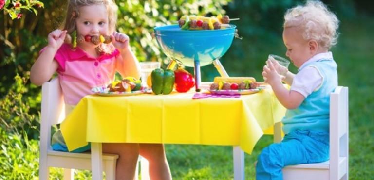 Kinder tafelzeil