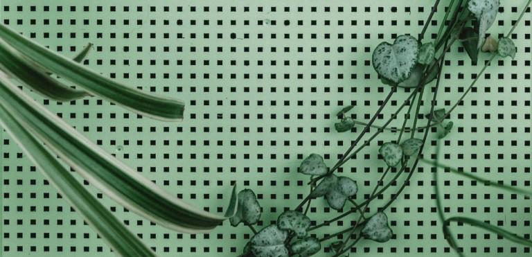 Groen plakfolie