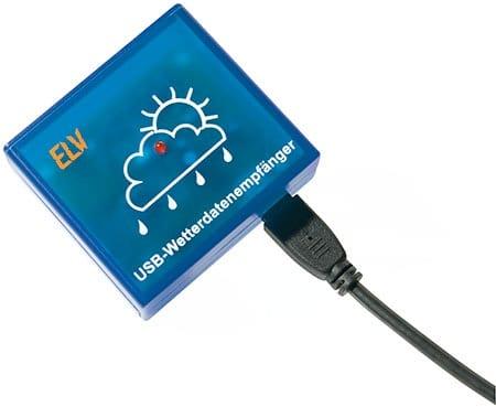 USB-WDE1 receiver