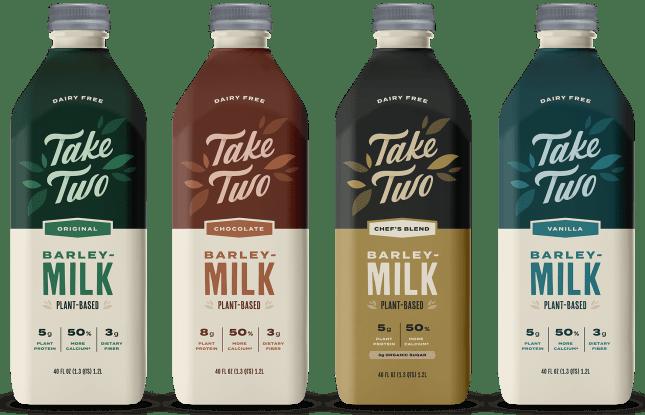Take Two bottle lineup
