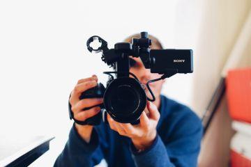 Criando videoaulas para treinamento