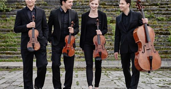 Schumann Quartett c Kaupo Kikkas
