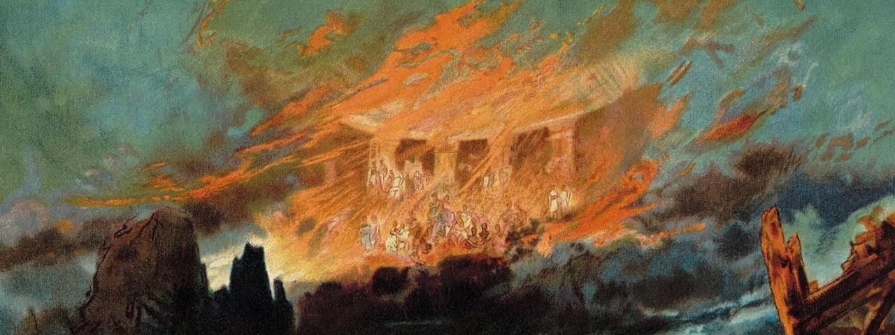 Max Bruckner Otto Henning Richard Wagner Final scene of Gotterdammerung crop