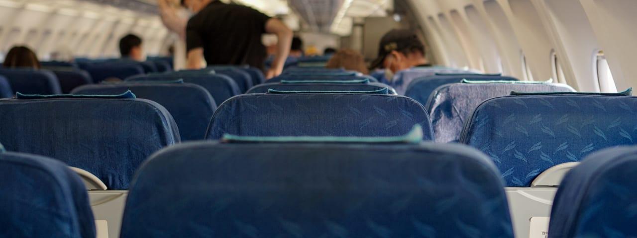 aircraft cabin 5535467