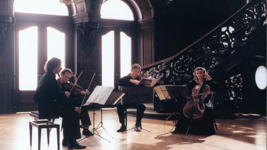 Keller-Quartett, Die Kunst der Fuge BWV 1080, 1999