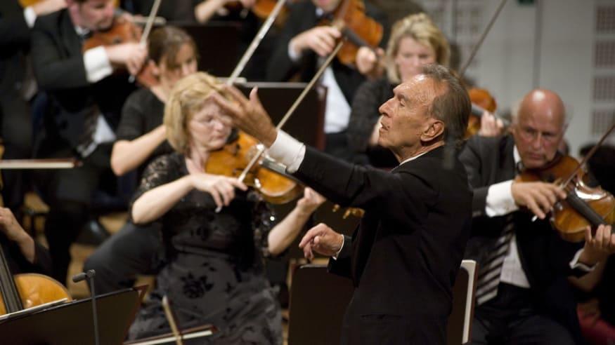"""Lucerne Festival Orchestra, Symphonie Nr. 1 D-Dur, """"Titan"""", 2009"""
