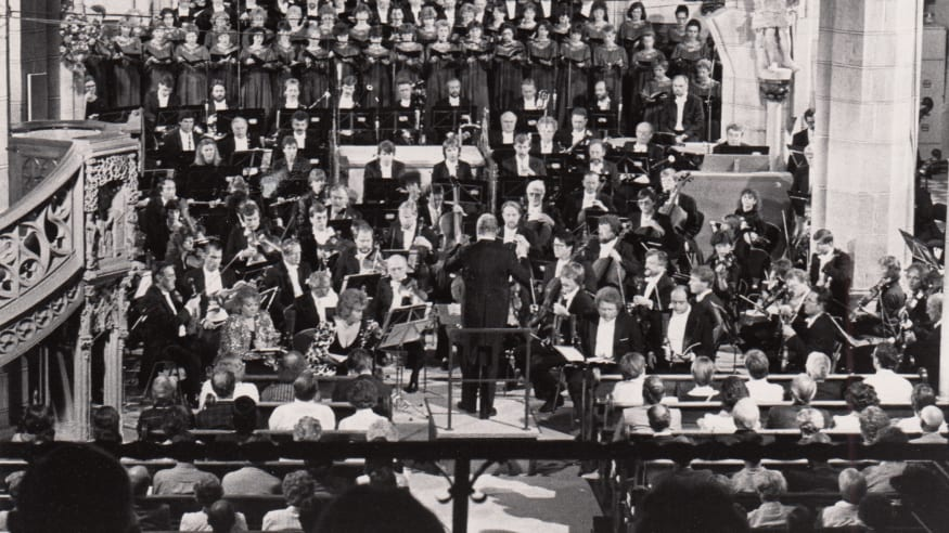 SWF Symphony Orchestra Baden-Baden, Missa Solemnis D-Dur op. 123, 1987