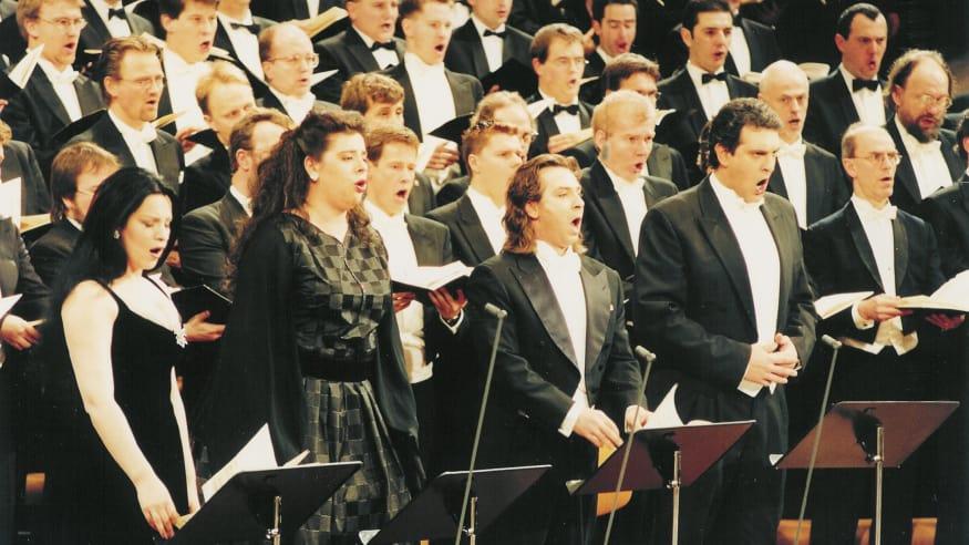 Berliner Philharmoniker, Messa di Requiem, 2001