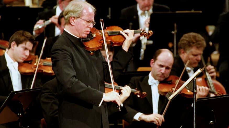 Violinkonzert Nr. 1 Sz. 36