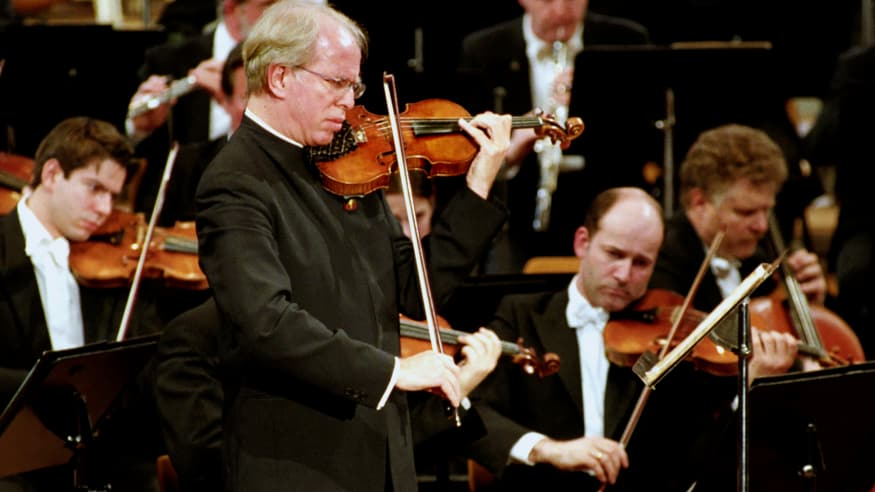 Berlin Philharmonic, Violinkonzert Nr. 1 Sz. 36, 2004