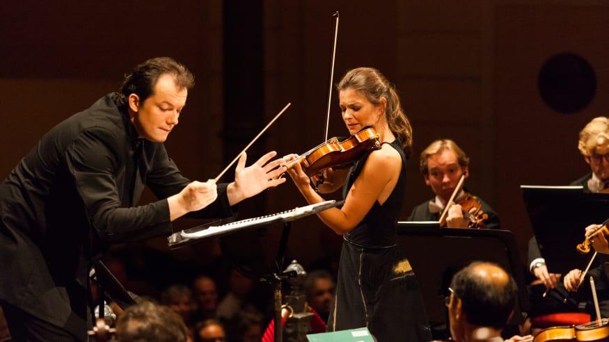 Royal Concertgebouw Orchestra, Violinkonzert Nr. 1 Sz. 36, 2015
