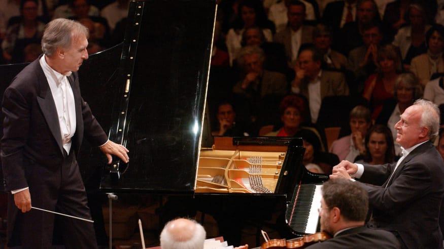 Lucerne Festival Orchestra, Klavierkonzert Nr. 4 G-Dur op. 58, 2004