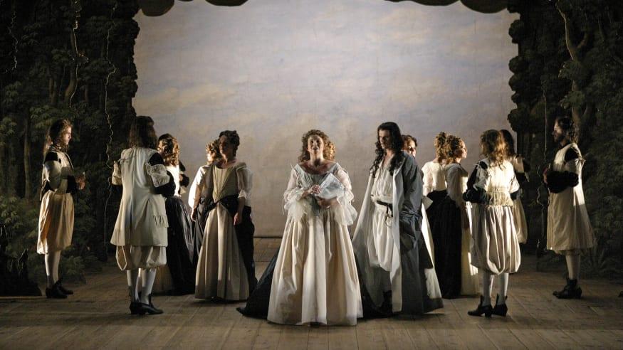 Drottningholm Theatre Orchestra, Zoroastre, 2006