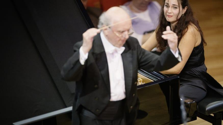 "Dresdner Philharmonie, Symphonie Nr. 6 h-Moll op. 74, ""Pathétique"", 2019"