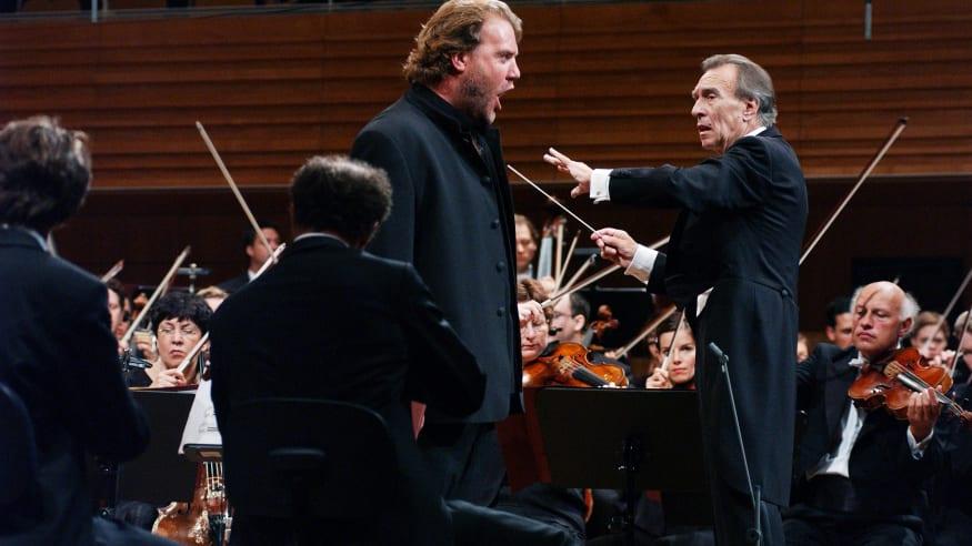 Lucerne Festival Orchestra, Le Martyre de Saint Sébastien, 2003