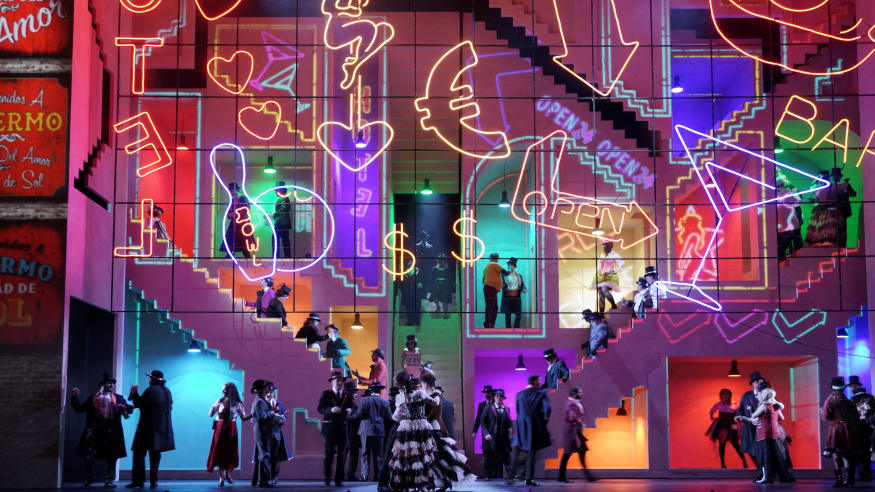 Orquesta Titular del Teatro Real, Das Liebesverbot, 2016