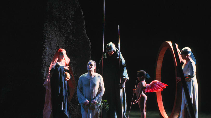De Nederlandse Opera Orchestra, Il ritorno d'Ulisse in patria, 1998