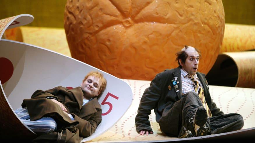 Rotterdams Philharmonisch Orkest, Die Liebe zu den drei Orangen op. 33, 2005