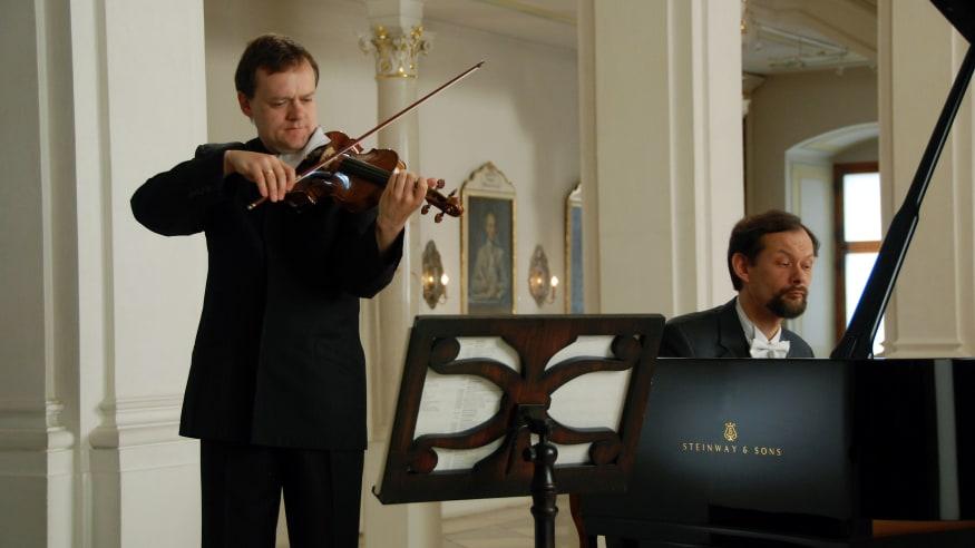 Frank Peter Zimmermann, Violinsonate Nr. 3 E-Dur BWV 1016, 2008
