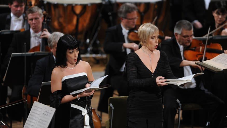Gewandhausorchester Leipzig, Petite Messe solennelle (Fassung für Orchester), 2008