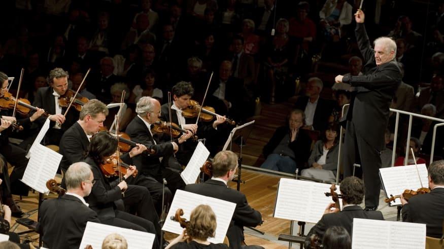 Staatskapelle Berlin, Symphonie Nr. 5 B-Dur WAB 105, 2011