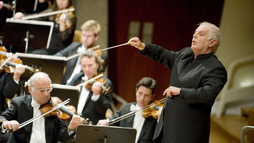 Staatskapelle Berlin, Symphonie Nr. 7 E-Dur WAB 107, 2011