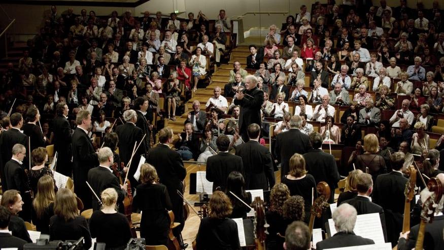 Staatskapelle Berlin, Symphonie Nr. 8 c-Moll WAB 108, 2011