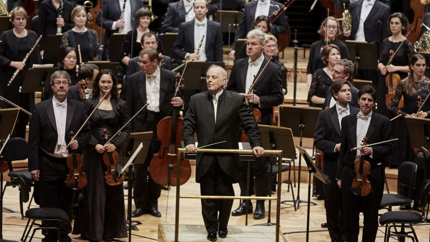 Staatskapelle Berlin, Symphonie Nr. 3 d-Moll WAB 103, 2017
