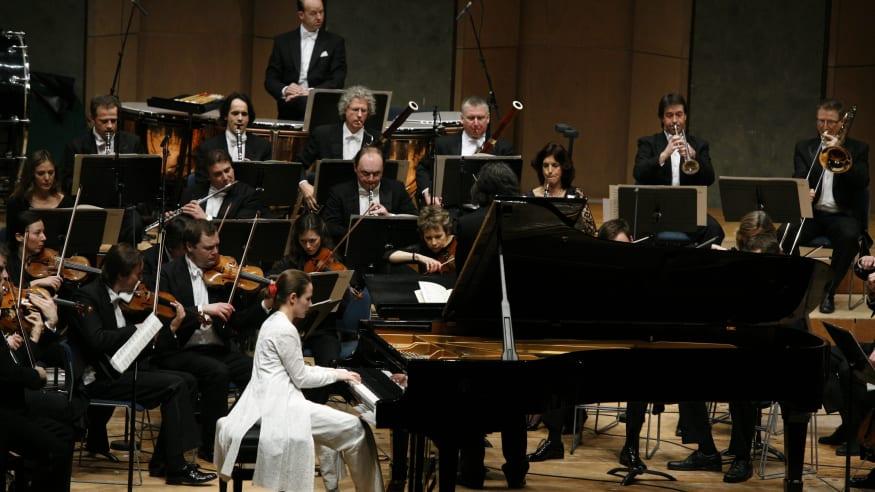 Chamber Orchestra of Europe, Klavierkonzert G-Dur, 24.01.2009