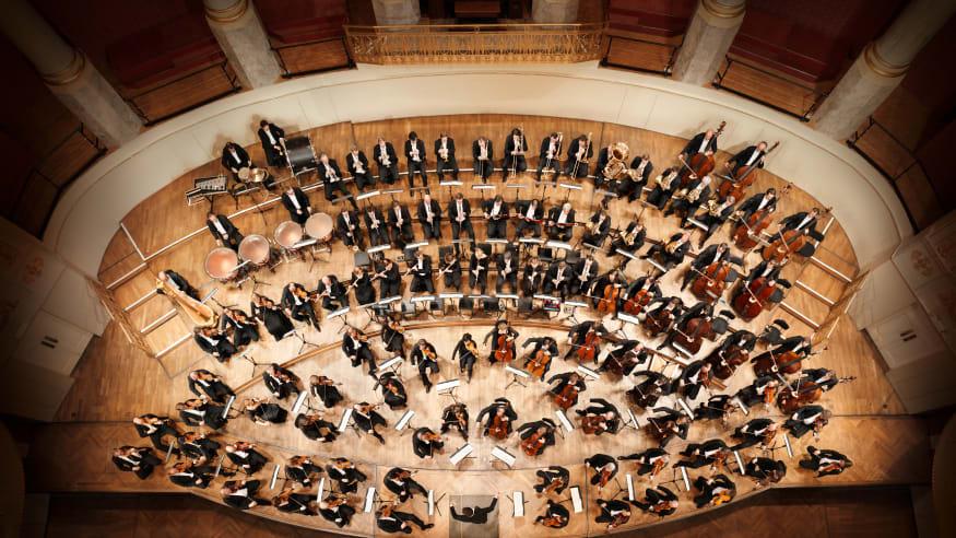 Wiener Symphoniker: Brahms 3 & 4