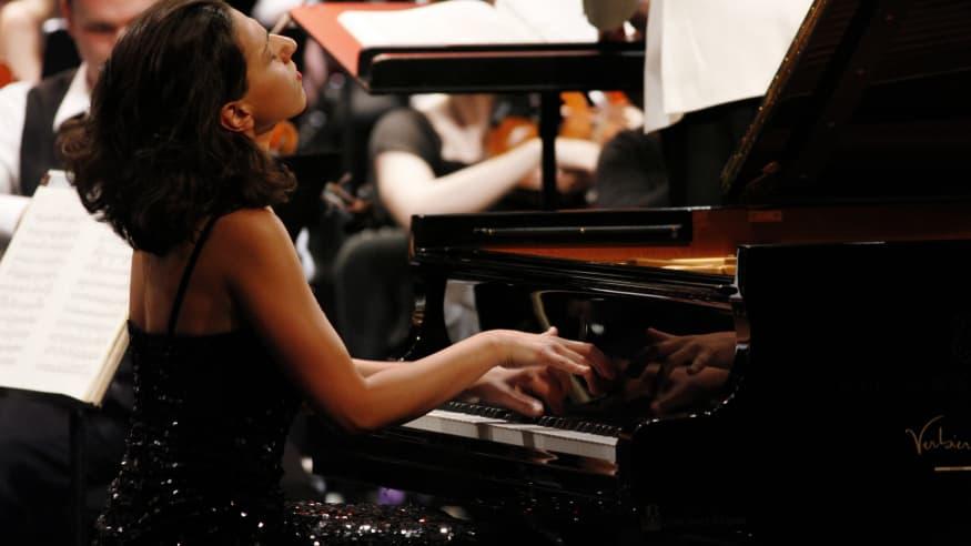Khatia Buniatishvili, Klaviersonate h-Moll, 2011