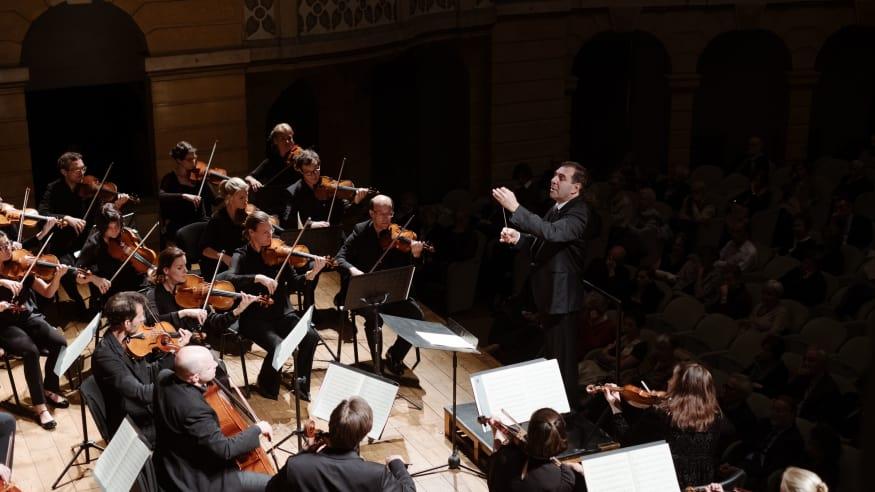 Gatti, MCO: Von Beethoven zu Schumann