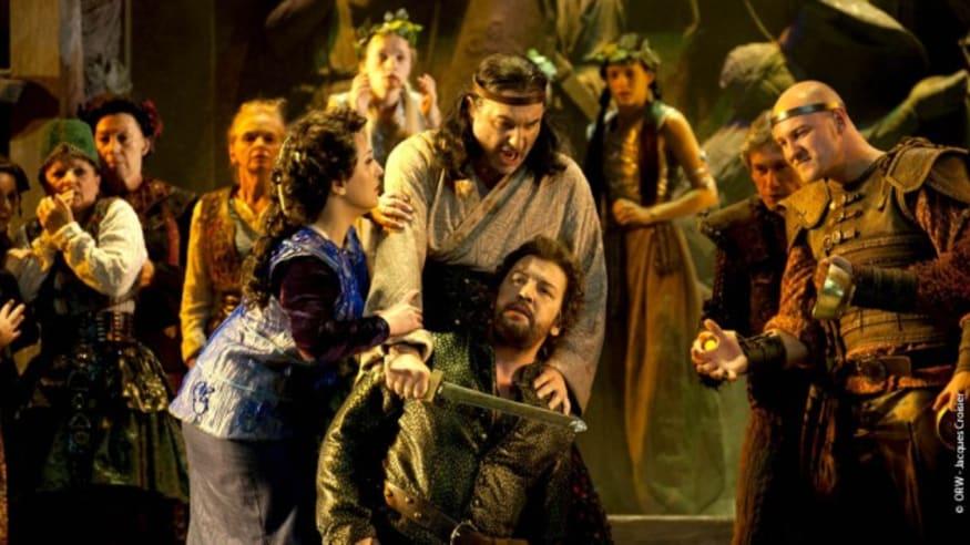 Orchestre de l'Opéra Royal de Wallonie-Liège, Attila, 2013