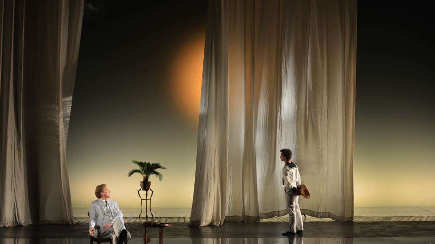 Orchestra of the English National Opera, Death in Venice, 2013