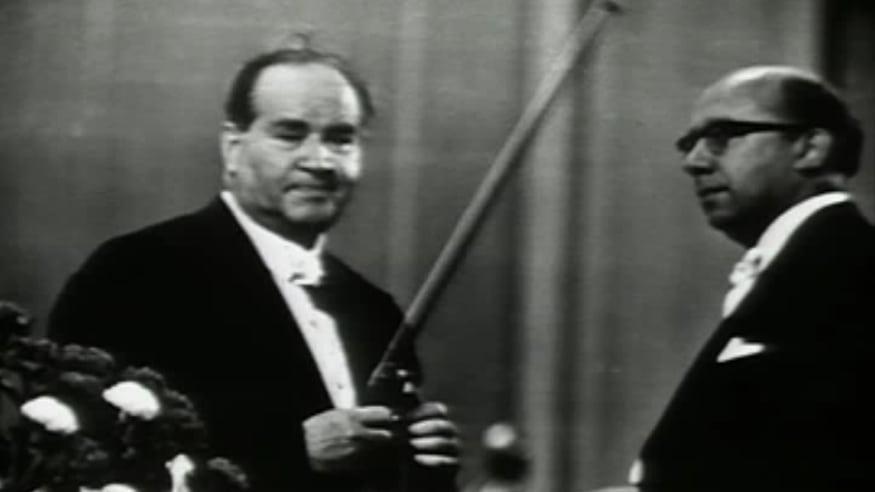 Violinkonzert d-Moll op. 47