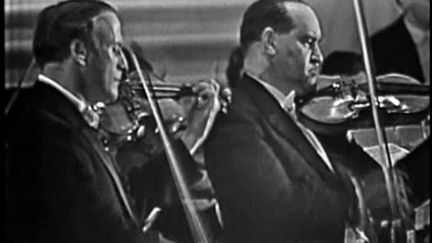 Doppelkonzert für zwei Violinen d-Moll BWV 1043