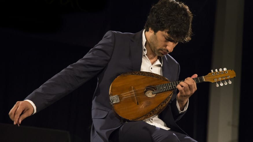 Avi Avital, Kedma for retuned mandolin, 2015