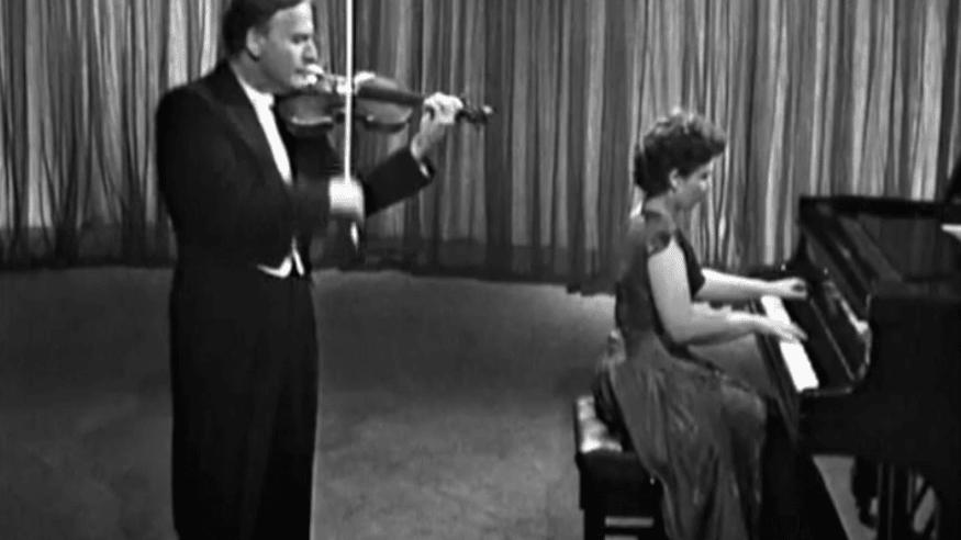 Yehudi Menuhin, Klaviertrio Nr. 1 B-Dur D 898, 1960-1972