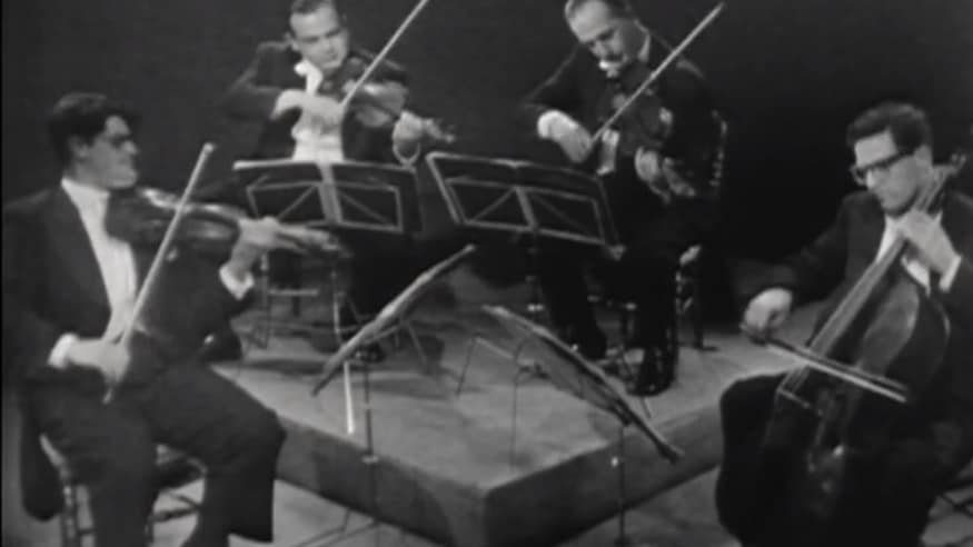 Streichquartett Nr. 4 c-Moll op. 18/4