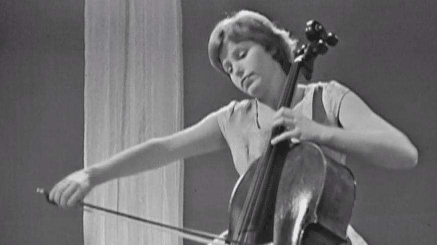 Jacqueline du Pré, Lied ohne Worte op. 109, 1962