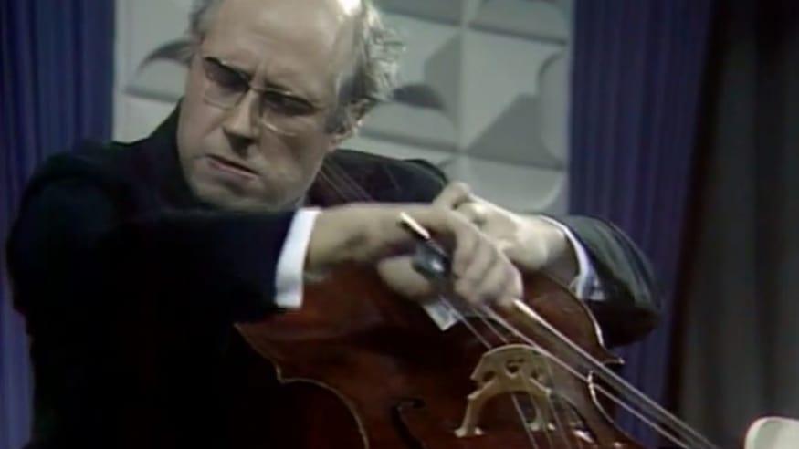 Cellokonzert Nr. 1 Es-Dur op. 107
