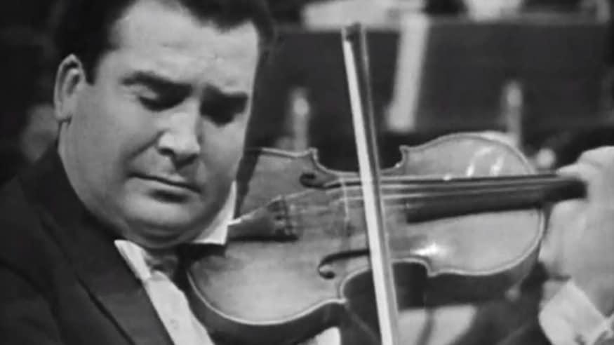 Orchestre National de l'ORTF, Violinkonzert D-Dur , 1967