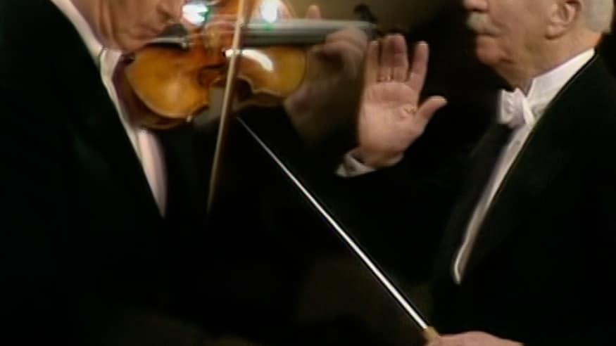 London Philharmonic Orchestra, Violinkonzert D-Dur op. 61, 1972