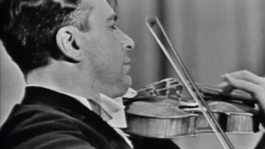 Violinkonzert D-Dur op. 77