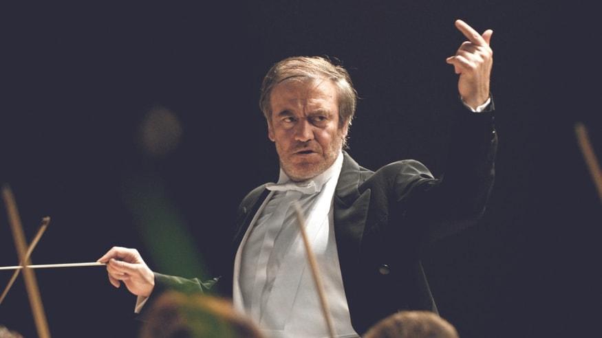 "Münchner Philharmoniker & Gergiev: Schubert Symphonie h-Moll ""Unvollendete"", Prokofjew 1. Symphonie"