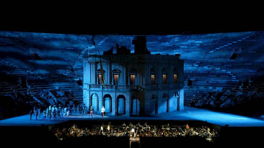 Orchestra dell'Arena di Verona, Nabucco, 2017