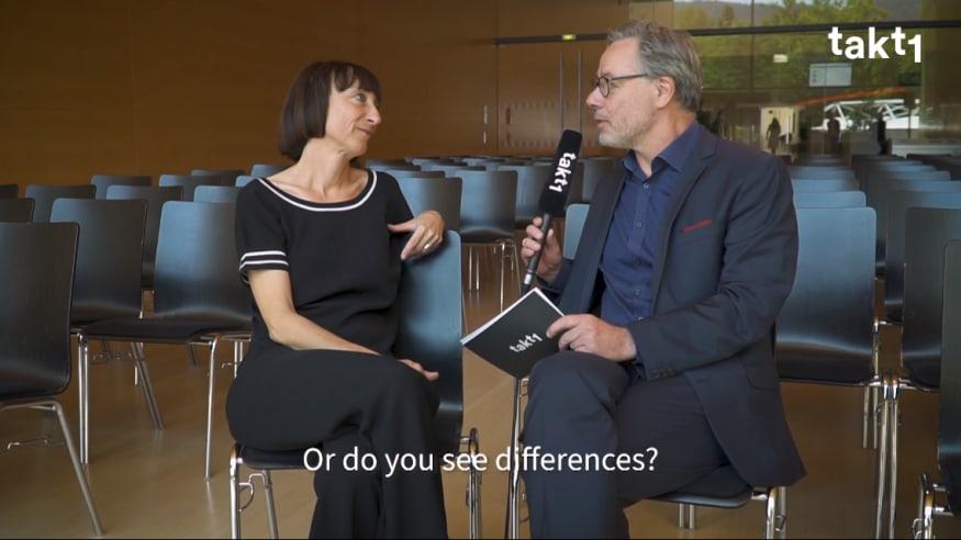 Johannes Neubert & Elisabeth Sobotka über Brahms und die Bregenzer Festspiele