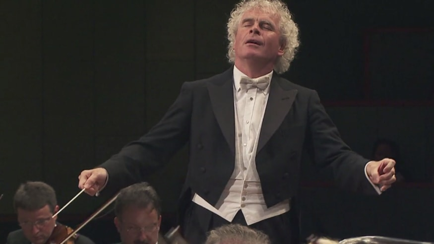 Berlin Philharmonic, Symphonische Tänze op. 45, 2010