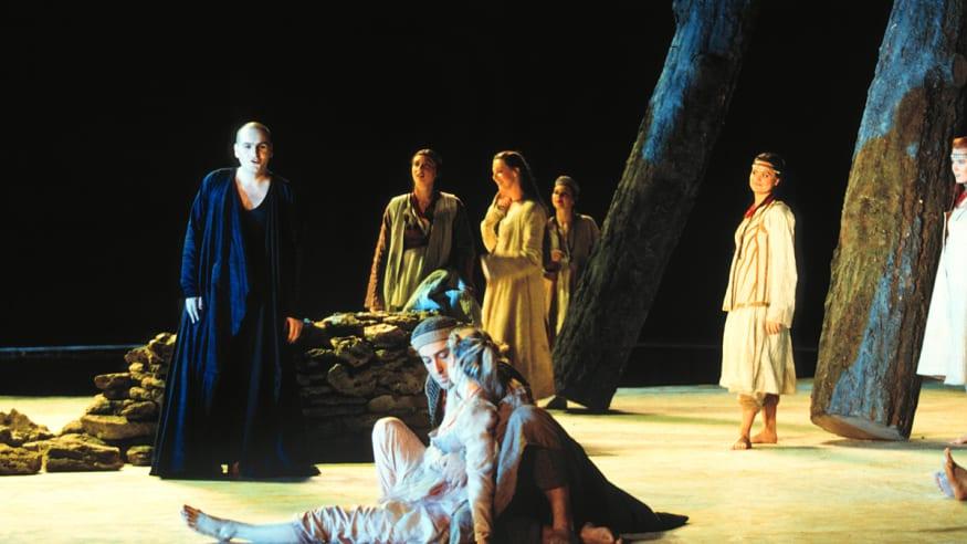 Concerto Palatino, L'Orfeo SV 318, 1997