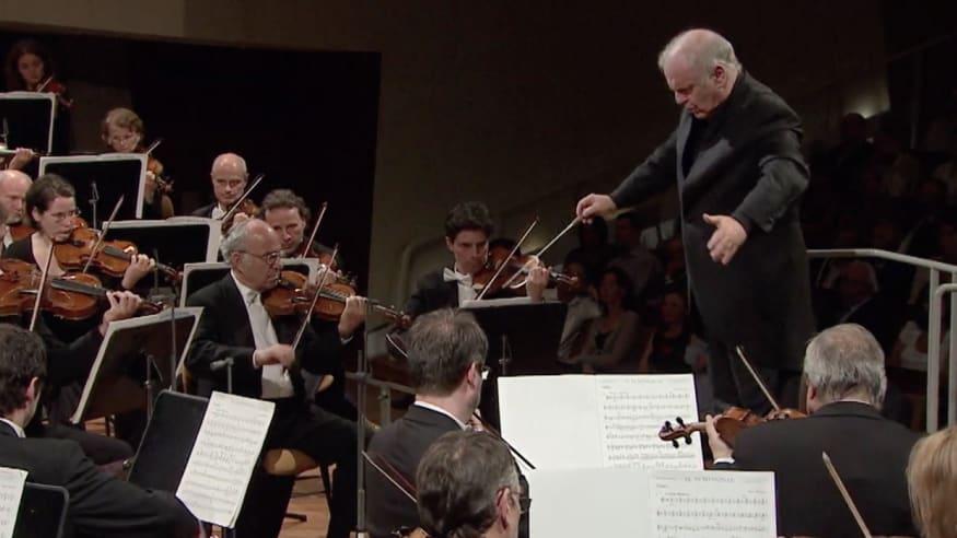 Staatskapelle Berlin, Symphonie Nr. 9 d-Moll WAB 109, 2011